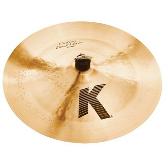"Zildjian K Cust.17"" Dark China"