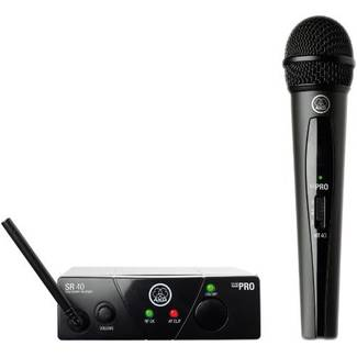 AKG WMS 40 Mini Vocal Set ISM 1