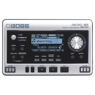 Boss BR-80 Micro Digital Recorder