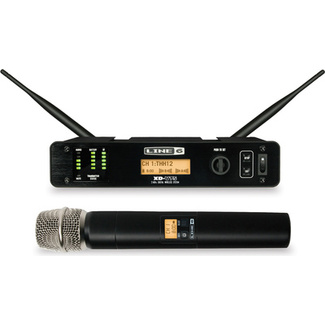 Line6 XD V75 Digital Wireless System, Handheld