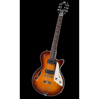 Duesenberg TV Hollow Vintage Burst