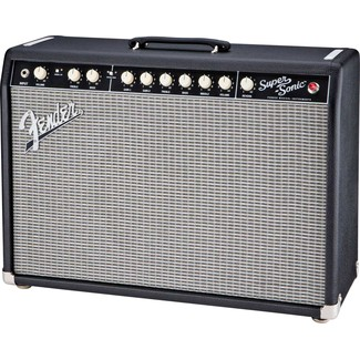Fender Supersonic 60 Combo black