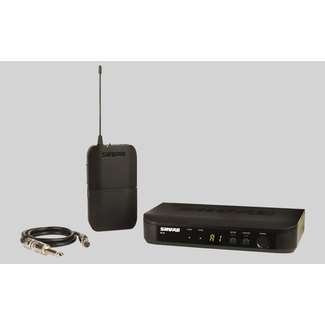 Shure BLX14/S8 Instrumental Wireless System