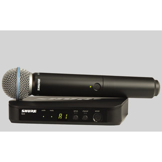 Shure Vocal BLX/Beta58 S8 Wireless System