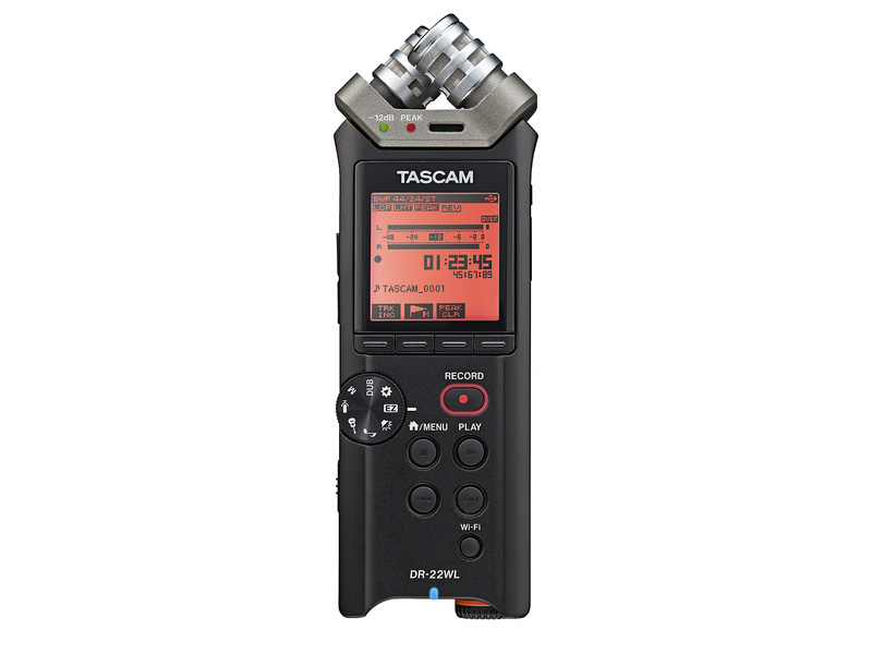 Tascam DR22WL Digitalrecorder