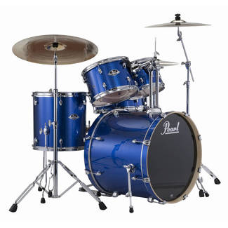 Pearl Export EXX705NBR/C702 Electric Blue Sparkle
