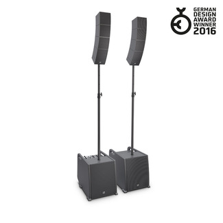 LD System CURV 500PS Portables Array System Power Set