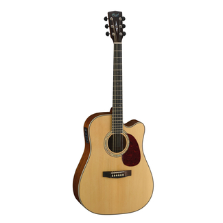 Cort MR710F Natural Westerngitarre