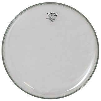 "Remo Ambassador 8"" clear Tom"