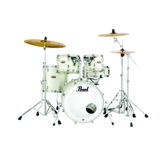 Pearl Decade Maple DMP925S/C229 White Satin Pearl