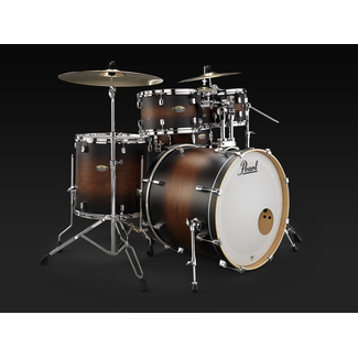 Pearl Decade Maple DMP925S/C260 Satin Brown Sunburst
