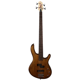 Cort Action Bass PJ Open Pore Walnut