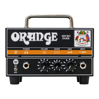 Orange Micro Dark Gitarren Topteil