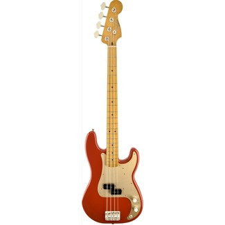 Fender Classic 50s Precision Bass MN Fiesta Red