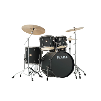 Tama Imperialstar Drumset IP50H6N-BBOB Blacked Out Black