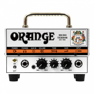 Orange Micro Terror MT 20 Topteil