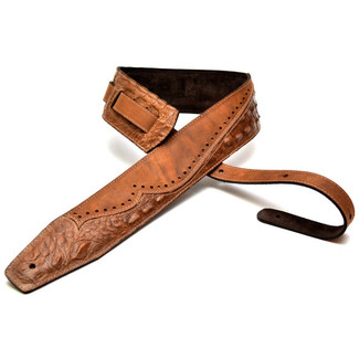 Bourbon Strap Chicago Tan Gitarrengurt