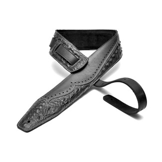Bourbon Strap Chicago Black Gitarrengurt