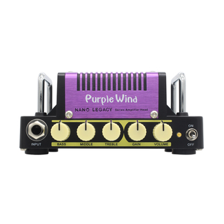 Hotone Purple Wind Nano Amp Head Legacy