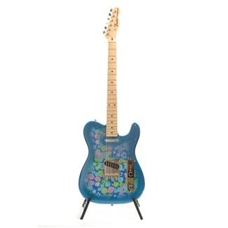 Fender Classic 69 Telecaster Blue Flower Paisley Japan Limited