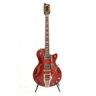 Duesenberg Starplayer TV DLX Crimson Red