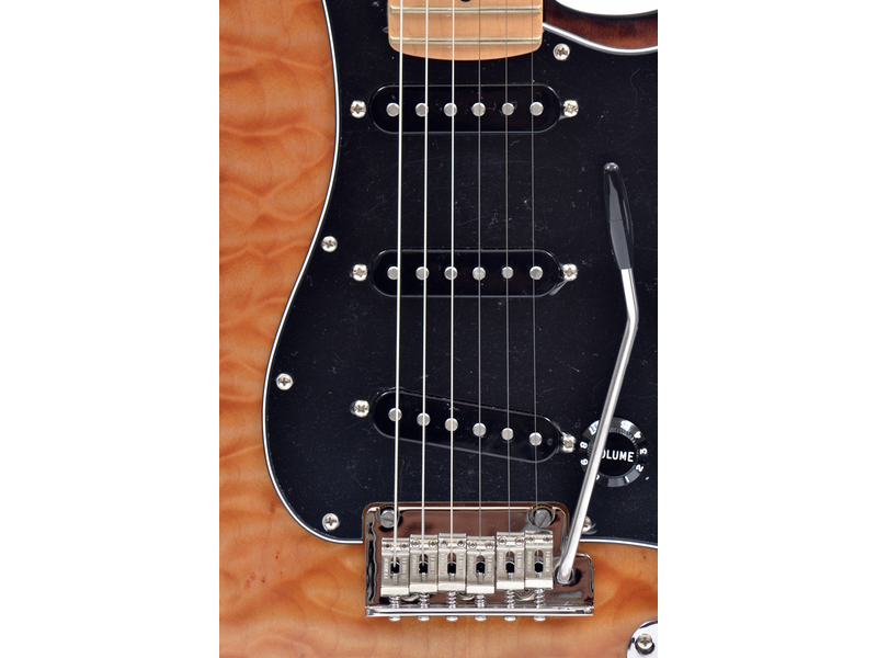 Fender Limited Edition American Professional Mahogany Stratocaster ...