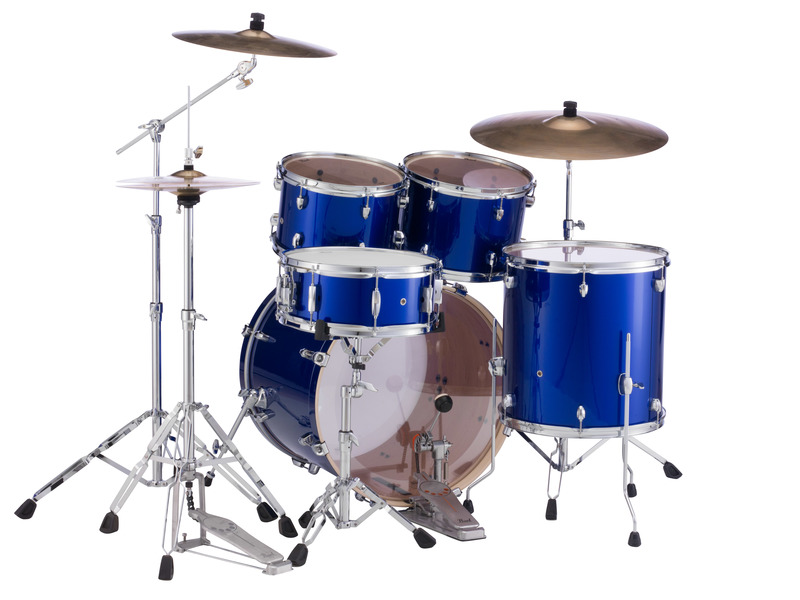 Pearl Export EXX725BR/C717 High Voltage Blue