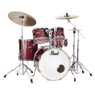 Pearl Export EXX725BR/C704 Black Cherry Glitter