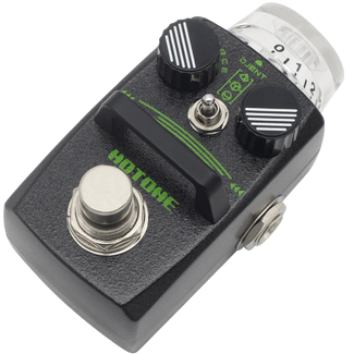 Hotone Djent Modern High-Gain Distortion Pedal