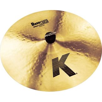 "Zildjian K 16"" Dark Medium Thin Crash"