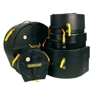 Hardcase Drum HStandard Case Set
