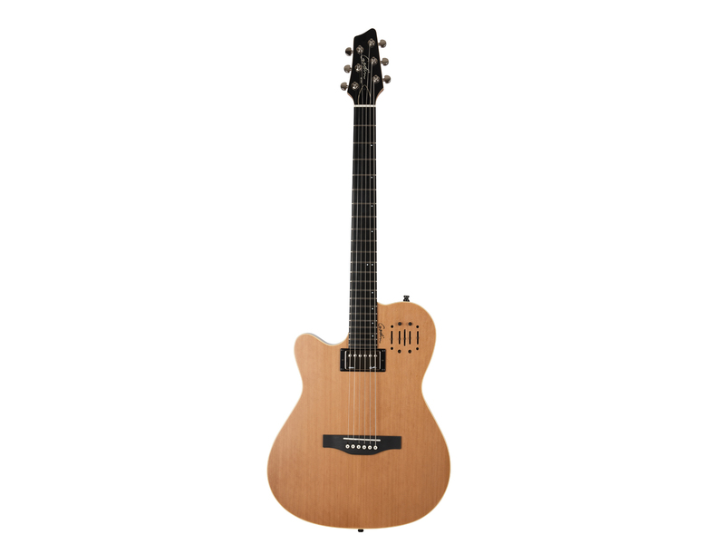 Godin A6 Ultra II Natural Left SG