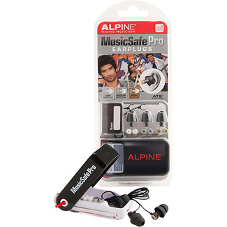 Alpine Music Safe Pro Black Gehörschutz