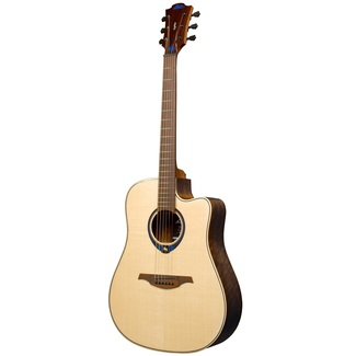 LAG Tramontane HyVibe 20 THV20DCE Dreadnought Westerngitarre