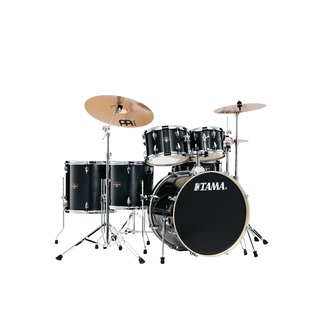 Tama Imperialstar Drumset IE62H6W-Hairlaine Black