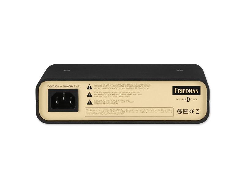 Friedman Tour Pro 1530 Platinum Pack Pedal Board