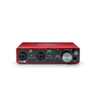 Focusrite Scarlett 2i2 3rd Generation USB-Audio Interface