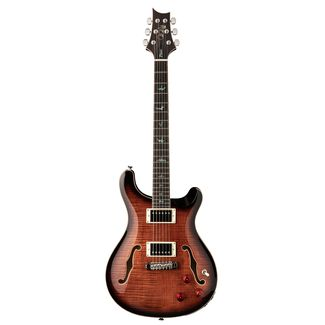 PRS SE Hollowbody II Piezo Black Gold
