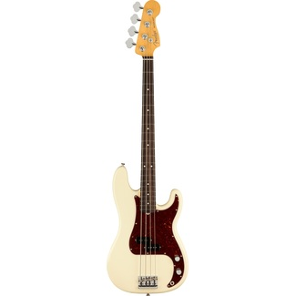 Fender American Professional II Precision Bass RW Olympic White