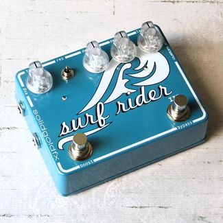 SolidGoldFX Surf Rider III Reverb