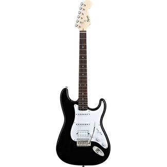 Squier by Fender Bullet Stratocaster HSS BLK
